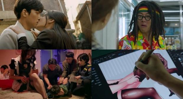 8 phim Hàn là con cưng quốc tế lại bị Knet tẩy chay: Bom tấn của Kim Soo Hyun gợi dục, số 2 còn bị cấm sóng - Ảnh 2.