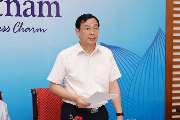 """""""Việt Nam chưa xác định thời điểm mở cửa toàn bộ du lịch quốc tế, an toàn là yếu tố tiên quyết"""" - Ảnh 1."""