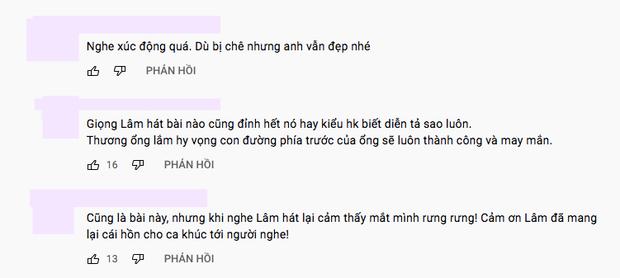 Sau khi bị chê phát tướng, Hoài Lâm tái xuất với MV cover với vẻ ngoài được nhận xét là có nọng nhưng vẫn soái ca - Ảnh 6.