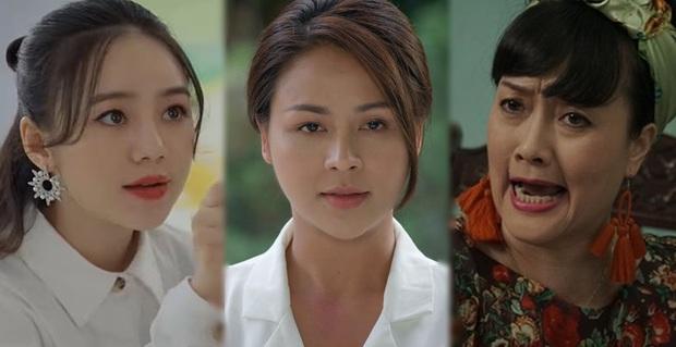 4 nhân vật no gạch ở Hướng Dương Ngược Nắng: Quỳnh Kool vẫn thua xa nữ chính Minh hống hách! - Ảnh 1.