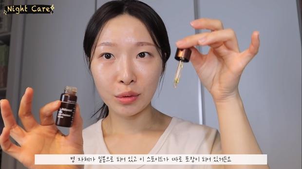 """Makeup artist người Hàn chia sẻ loạt sản phẩm đỉnh cao giúp cô """"cải tạo"""" làn da thâm mụn xấu xí trở nên căng mướt như phủ sương - Ảnh 11."""
