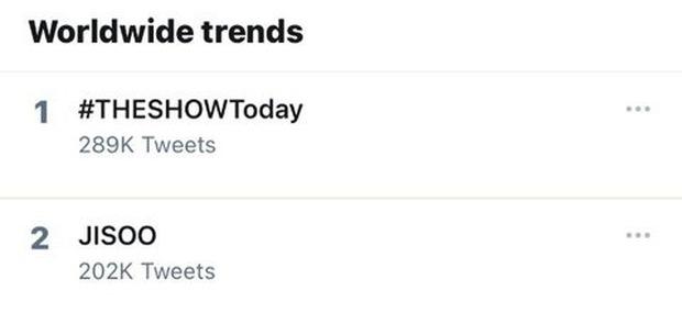 Knet khen ngợi THE SHOW đáng đồng tiền bát gạo; Jennie, Rosé được đầu tư khủng nhưng Jisoo mới công phá trending - Ảnh 6.