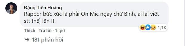 Bị nam rapper đá đểu không biết gì về rap sau khi reaction Sơn Tùng, ViruSs có màn đáp trả làm dân tình mong có ngay một trận beef - Ảnh 5.