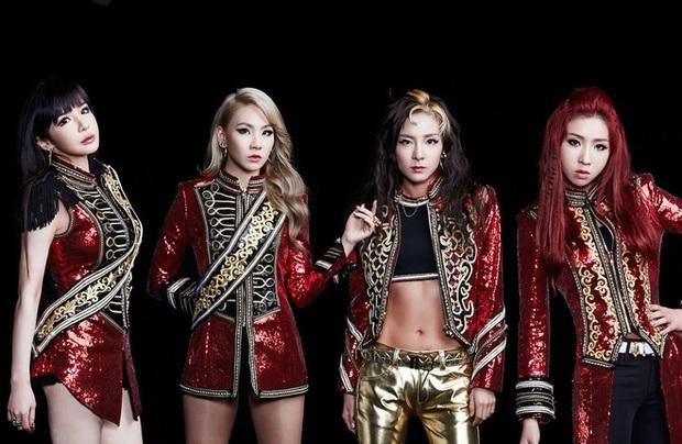 Dậy sóng tin Minzy thông báo 2NE1 sẽ tái hợp, còn khẳng định bất ngờ về chuyện quá khứ với f(x) - Ảnh 5.