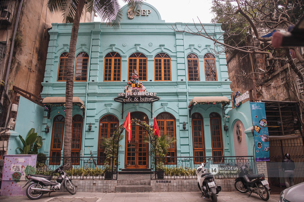 Ảnh: Tình hình quán xá Hà Nội trong ngày đầu thực hiện tạm đóng cửa vũ trường, quán bar và thắt chặt phòng chống dịch Covid-19 - Ảnh 6.
