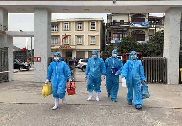 Sáng 1/2, Quảng Ninh ghi nhận 2 ca dương tính với SARS-CoV-2: Từng đi đám giỗ có khoảng 90 người - Ảnh 1.