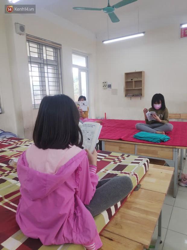 """Cuộc sống trong khu cách ly Covid-19 ở Trường Xuân Phương, Hà Nội: """"Đón Tết trong này cũng không quá tệ, chỉ cầu mọi người bình an"""" - Ảnh 3."""