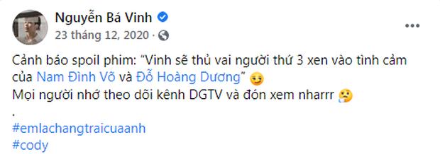 Chuyện chưa từng có ở đam mỹ Việt: Cặp CoDu đụng mặt tiểu tam, tiểu tứ rồi... tiểu ngũ ở tập 5 Em Là Chàng Trai Của Anh? - Ảnh 7.