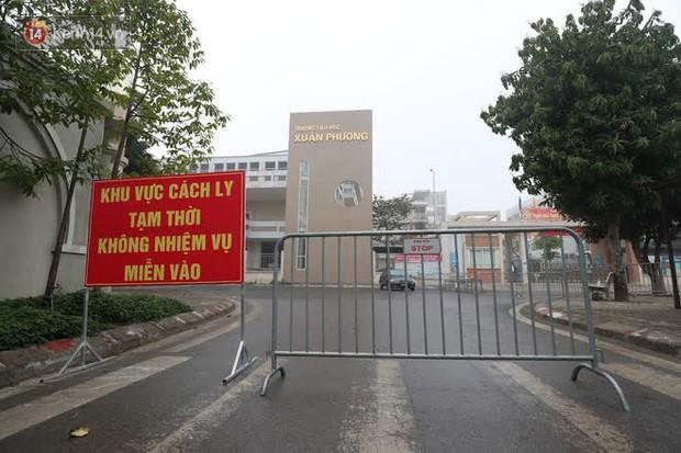 """Cuộc sống trong khu cách ly Covid-19 ở Trường Xuân Phương, Hà Nội: """"Đón Tết trong này cũng không quá tệ, chỉ cầu mọi người bình an"""" - Ảnh 1."""