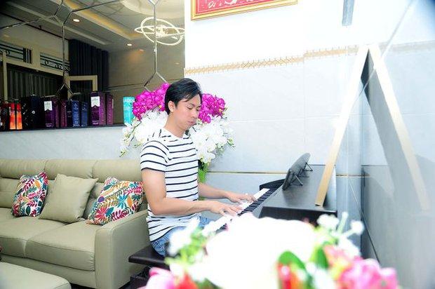 Nhà 7 tỷ rộng 100m2 của ông bố đơn thân Hồ Việt Trung - Ảnh 11.