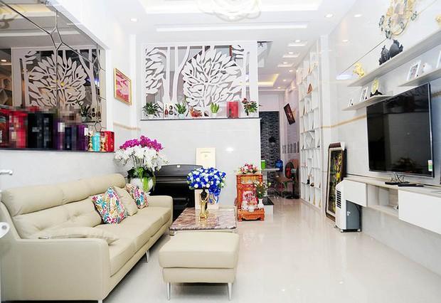 Nhà 7 tỷ rộng 100m2 của ông bố đơn thân Hồ Việt Trung - Ảnh 3.