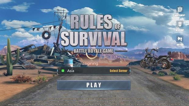 Xuất hiện siêu phẩm game mobile sinh tồn mới cực đẹp từ đại kình địch của Tencent và PUBG Mobile - Ảnh 2.