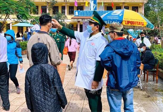 555 mẫu xét nghiệm SARS-CoV-2 tại Quảng Bình đều có kết quả âm tính - Ảnh 1.