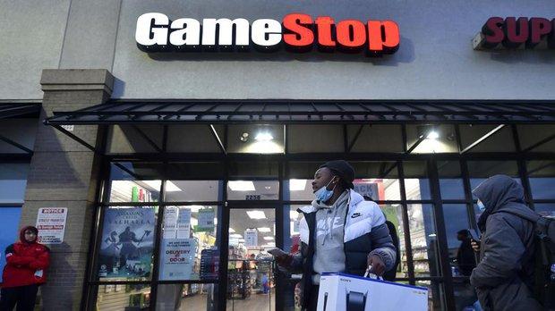 Nhiều thanh niên rảnh rỗi trên Reddit đã mua hàng triệu cổ phiếu của GameStop và tuyên chiến với Phố Wall - Ảnh 3.