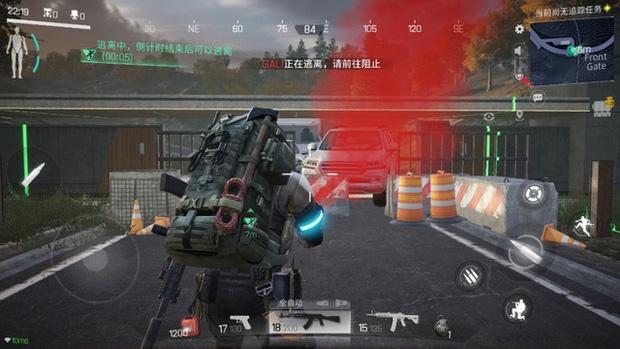 Xuất hiện siêu phẩm game mobile sinh tồn mới cực đẹp từ đại kình địch của Tencent và PUBG Mobile - Ảnh 5.