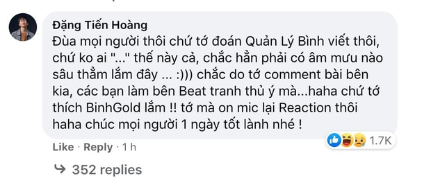 Bị nam rapper đá đểu không biết gì về rap sau khi reaction Sơn Tùng, ViruSs có màn đáp trả làm dân tình mong có ngay một trận beef - Ảnh 6.