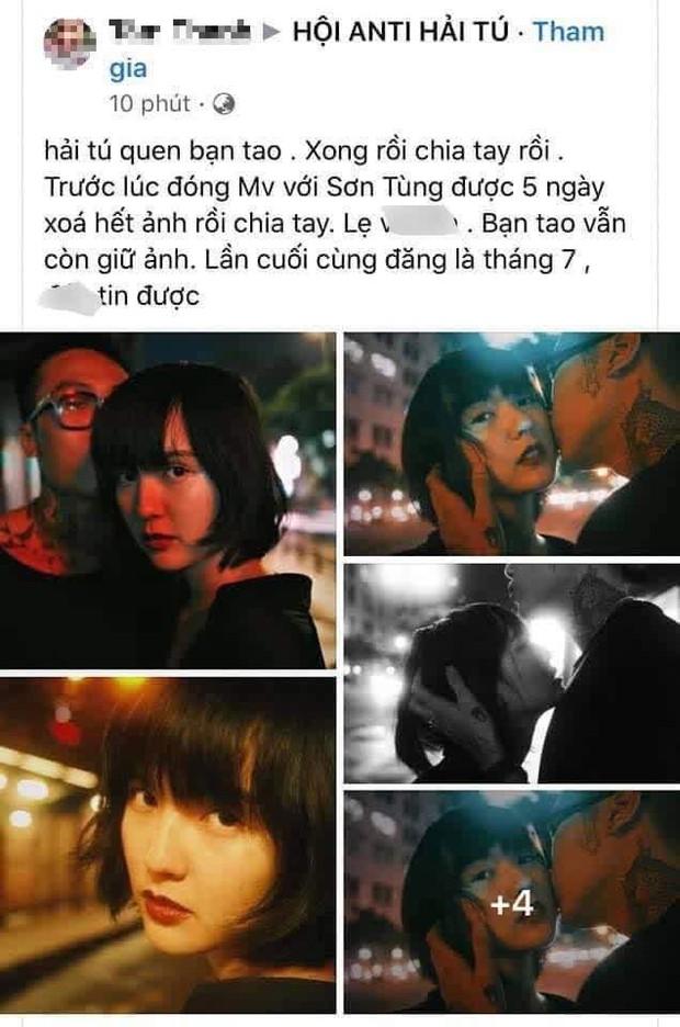 Tình sử bộ 3 trong drama trà xanh hot nhất Vbiz: Sơn Tùng - Thiều Bảo Trâm dành thanh xuân cho nhau, Hải Tú tình duyên phức tạp - Ảnh 16.
