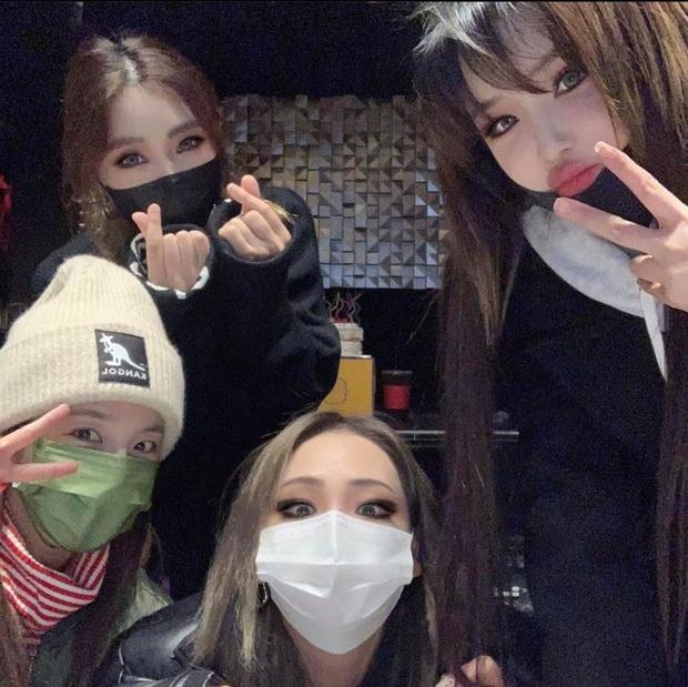 Dậy sóng tin Minzy thông báo 2NE1 sẽ tái hợp, còn khẳng định bất ngờ về chuyện quá khứ với f(x) - Ảnh 2.