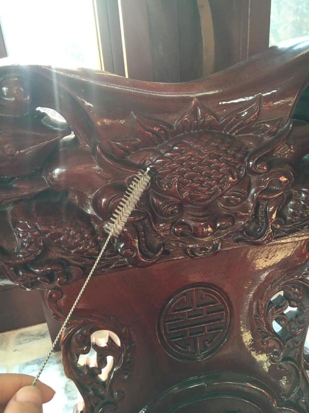Ác mộng Tết comeback: Bàn ghế rồng phượng đang chờ lau sạch, tưởng không mệt mà mệt không tưởng - Ảnh 15.