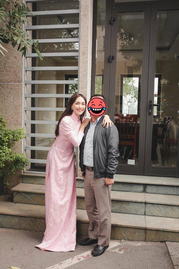 """Dở khóc dở cười Hoà Minzy phải giải thích vì bạn trai đại gia bị nhận nhầm, ai dè lộ chi tiết thừa nhận người ấy là """"chồng""""? - Ảnh 2."""