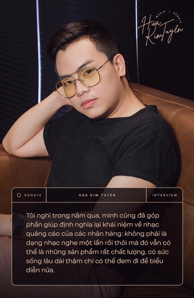 Hứa Kim Tuyền: Khi Phí Phương Anh bảo đi hát, tôi nghĩ muốn làm gì thì làm. Bài cắm sừng tôi để trong playlist nhạc lau nhà - Ảnh 7.