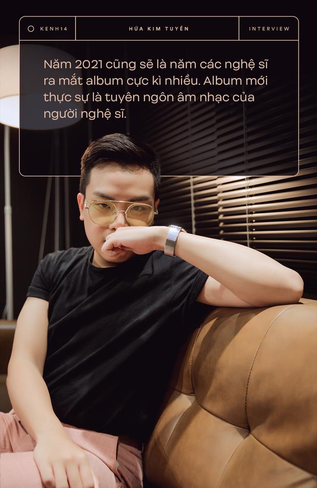 Hứa Kim Tuyền: Khi Phí Phương Anh bảo đi hát, tôi nghĩ muốn làm gì thì làm. Bài cắm sừng tôi để trong playlist nhạc lau nhà - Ảnh 15.