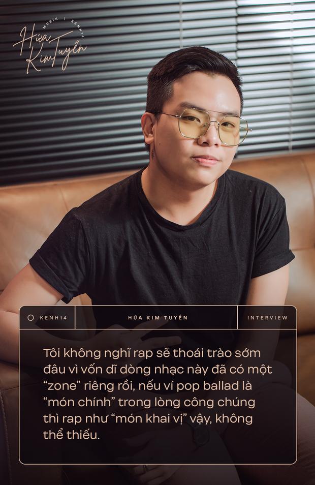 Hứa Kim Tuyền: Khi Phí Phương Anh bảo đi hát, tôi nghĩ muốn làm gì thì làm. Bài cắm sừng tôi để trong playlist nhạc lau nhà - Ảnh 16.