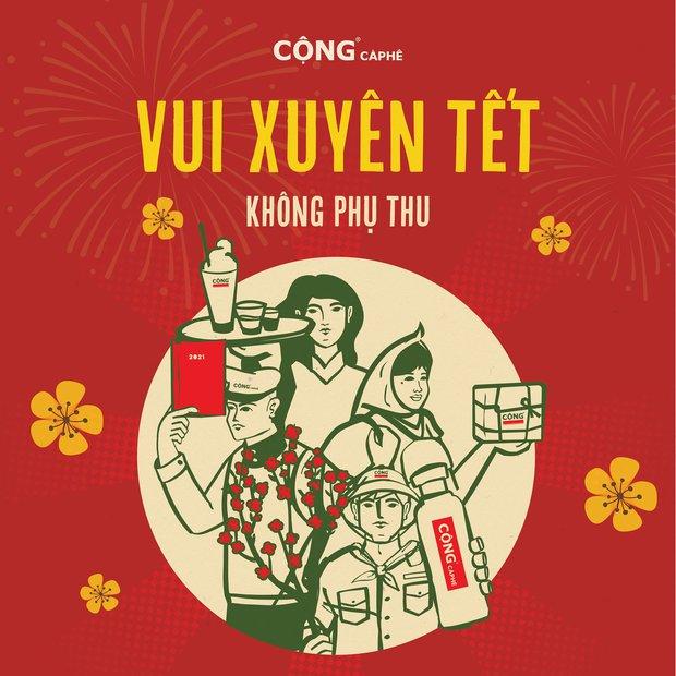 Update ngay loạt quán cà phê mở xuyên Tết ở Hà Nội cho dân tình tha hồ đi chill - Ảnh 5.