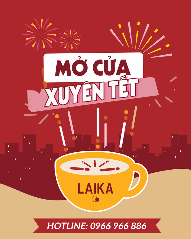 Update ngay loạt quán cà phê mở xuyên Tết ở Hà Nội cho dân tình tha hồ đi chill - Ảnh 9.