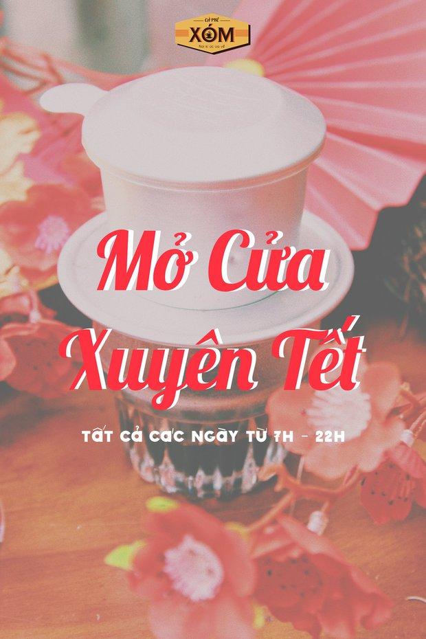 Update ngay loạt quán cà phê mở xuyên Tết ở Hà Nội cho dân tình tha hồ đi chill - Ảnh 19.
