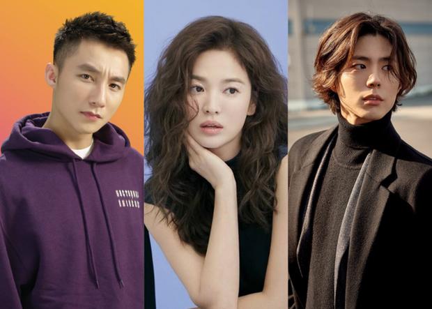 BXH gương mặt thời trang nhất Châu Á 2020: Song Hye Kyo bị Son Ye Jin vượt mặt, Sơn Tùng M-TP còn được đánh giá cao hơn Park Bo Gum - Ảnh 3.