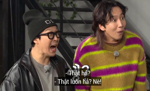 Các thành viên Running Man ngỡ ngàng khi nghe tin Song Ji Hyo làm MC lễ cưới - Ảnh 3.