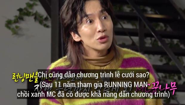 Các thành viên Running Man ngỡ ngàng khi nghe tin Song Ji Hyo làm MC lễ cưới - Ảnh 6.