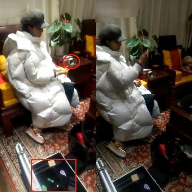 Hình ảnh Phạm Băng Băng cùng mẹ đi xem ngọc quý như đi chợ gây xôn xao mạng xã hội - Ảnh 2.