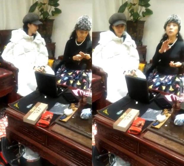 Hình ảnh Phạm Băng Băng cùng mẹ đi xem ngọc quý như đi chợ gây xôn xao mạng xã hội - Ảnh 3.