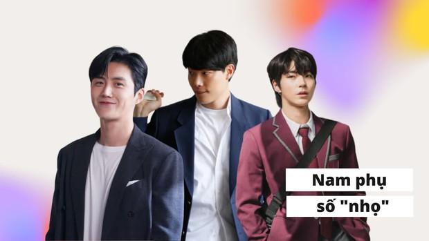 5 nam phụ có tất cả trừ trái tim nữ chính: Bé ngoan Kim Seon Ho chưa đau lòng bằng mặt cún Kim Jung Hwan! - Ảnh 1.