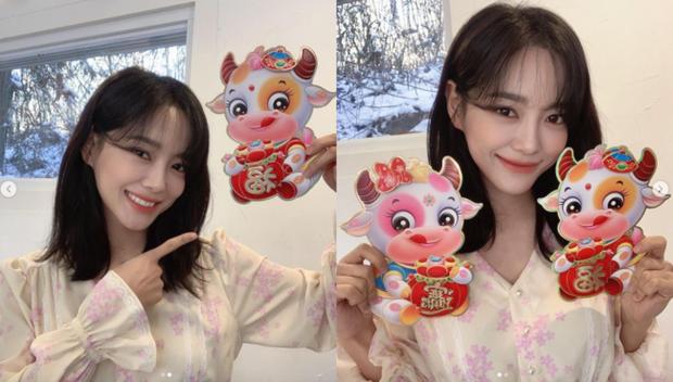 Dàn sao Hoa - Hàn nô nức mừng năm mới: Hyun Bin - BTS cực soái, Rosé mừng cả sinh nhật, vợ chồng Angela Baby có động thái khác lạ - Ảnh 21.
