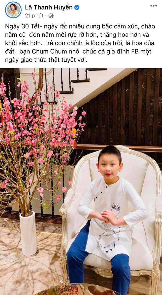 Sao Vbiz ngày 30 Tết: Trấn Thành và Hari Won tình tứ, Thiều Bảo Trâm khoe ảnh bên bố mẹ, countdown đón năm Tân Sửu 2021! - Ảnh 35.