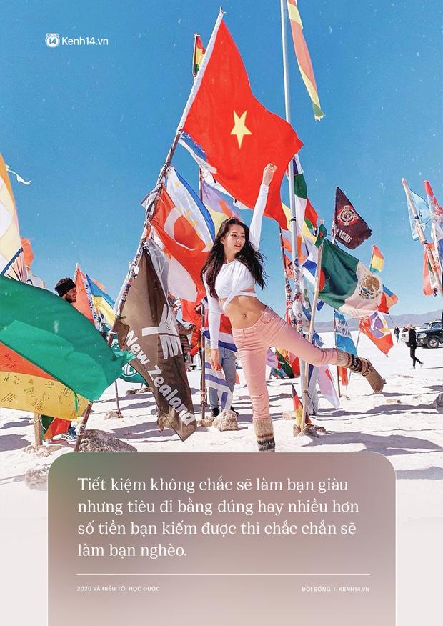 Gái đẹp Việt làm tiếp viên tại hãng hàng không đắt giá nhất hành tinh: 10 bài học đắt xắt ra miếng cho năm mới! - Ảnh 3.