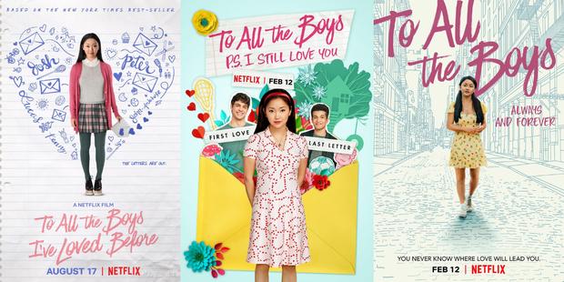Xin mời ôn bài thật nhanh 2 phần sến chảy tim của To All The Boys, đến Valentine hứng cẩu lương cực mạnh của tập 3 là vừa! - Ảnh 1.