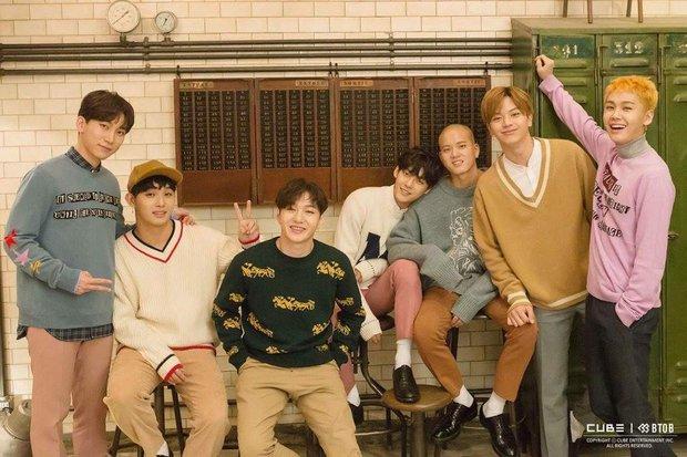 30 nhóm nhạc nam hot nhất xứ Hàn: BTS lập kỷ lục, EXO quá bất ngờ, nhưng hot nhất là màn đột phá của boygroup gen 2 - Ảnh 9.