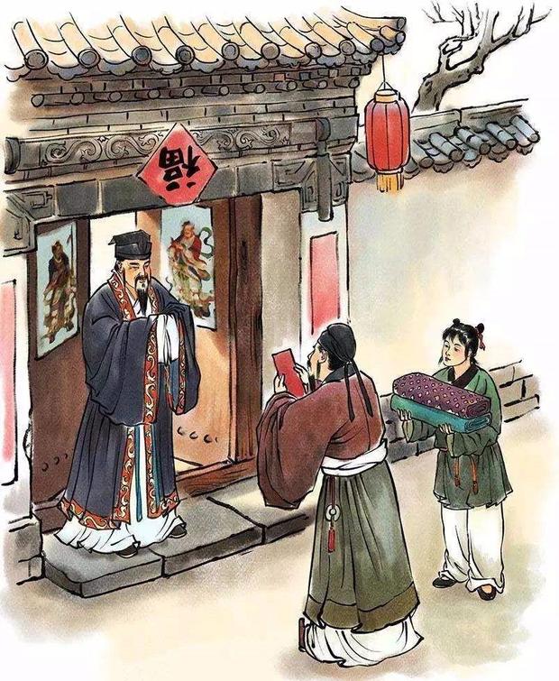 1001 quy tắc chúc Tết của người Hoa: Làm Lễ tiễn nghèo, cấm phụ nữ đi chúc Tết, lạ lùng nhất là đóng cửa không tiếp khách - Ảnh 2.
