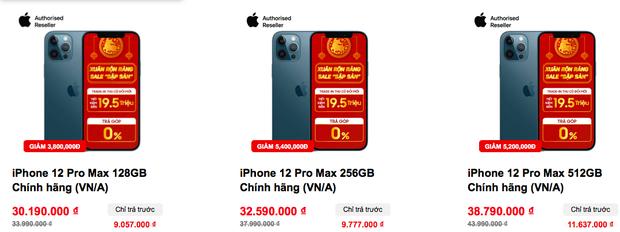 Giá iPhone 12 tiếp tục giảm mạnh ngày cuối năm - Ảnh 4.