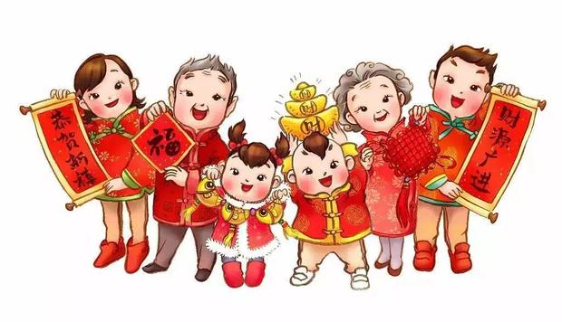 Tập tục cầu phúc cực hay ho và truyền thuyết ít người biết về đêm Giao thừa ở Trung Quốc - Ảnh 1.
