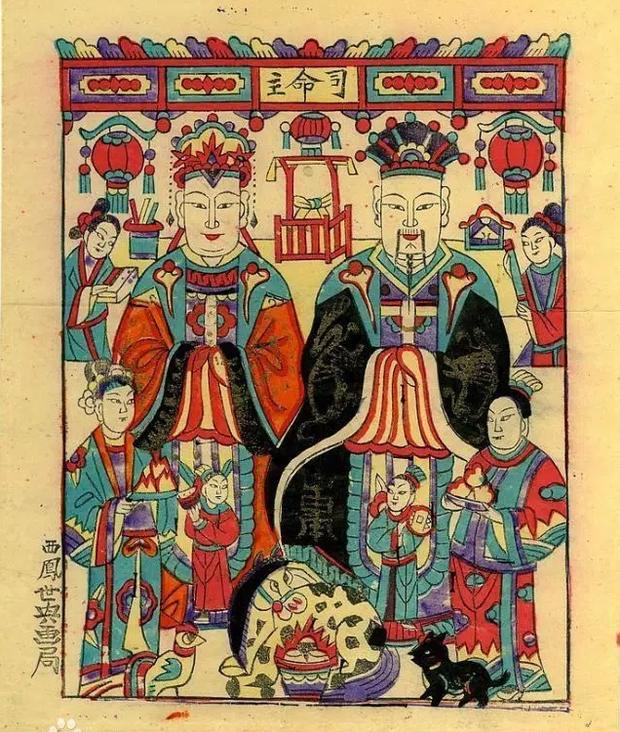 Tập tục cầu phúc cực hay ho và truyền thuyết ít người biết về đêm Giao thừa ở Trung Quốc - Ảnh 2.
