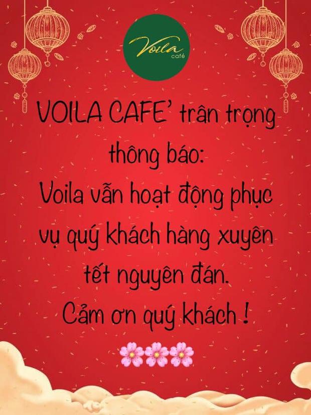 Update ngay loạt quán cà phê mở xuyên Tết ở Hà Nội cho dân tình tha hồ đi chill - Ảnh 23.