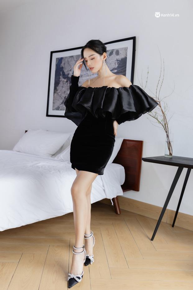 Đầu năm nghe Cô Em Trendy Khánh Linh kể chuyện: Tết dù hạn chế ra đường thì mình vẫn sẽ mặc đẹp ở nhà cho có không khí - Ảnh 15.