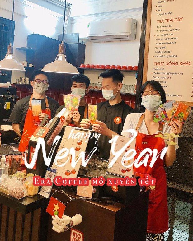 Update ngay loạt quán cà phê mở xuyên Tết ở Hà Nội cho dân tình tha hồ đi chill - Ảnh 27.