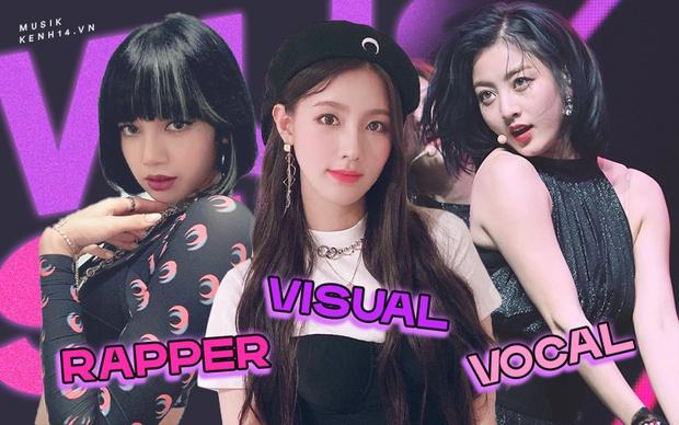 Nếu Kpop có girlgroup tuổi Sửu: Lisa và Rosé ai cũng đỉnh thế này thì phải debut cả hai, Jihyo có còn là trưởng nhóm? - Ảnh 1.