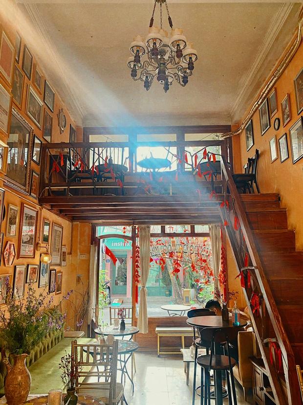 Update ngay loạt quán cà phê mở xuyên Tết ở Hà Nội cho dân tình tha hồ đi chill - Ảnh 29.